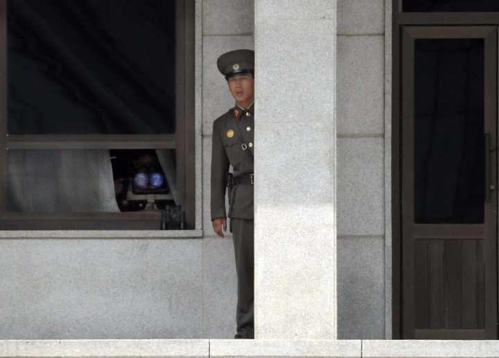 North Korea Armistice Invalid