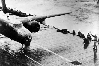 Doolittle Raid Launch