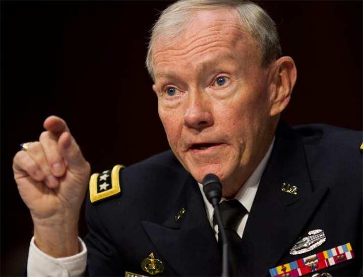 Gen. Martin Dempsey, CJCS