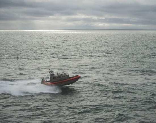 Long Range Interceptor cutterboat