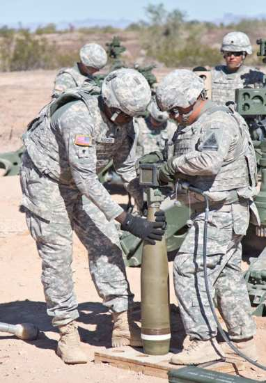 PGK Fort Bliss Soldiers