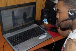 Skype During Military Deployment