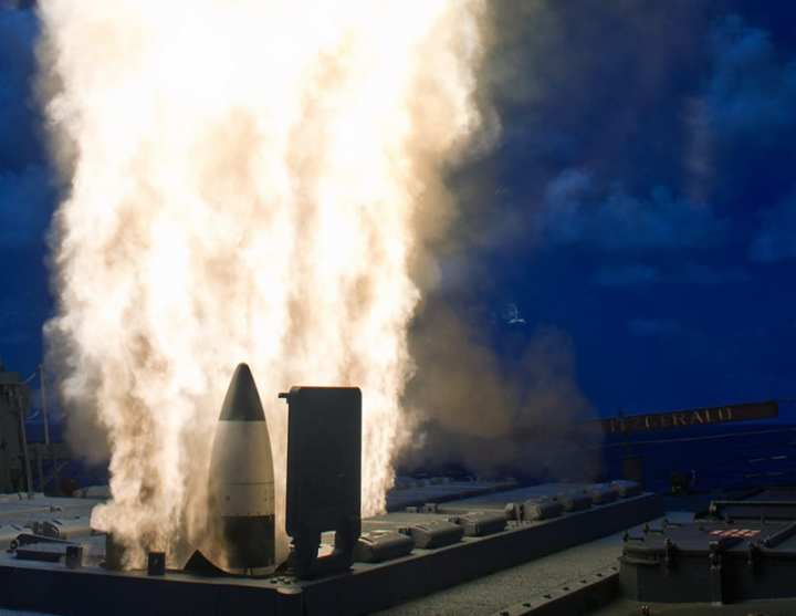 Aegis Ballistic Missile Defense