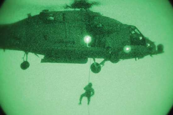 Marine helocasting drills Savannah