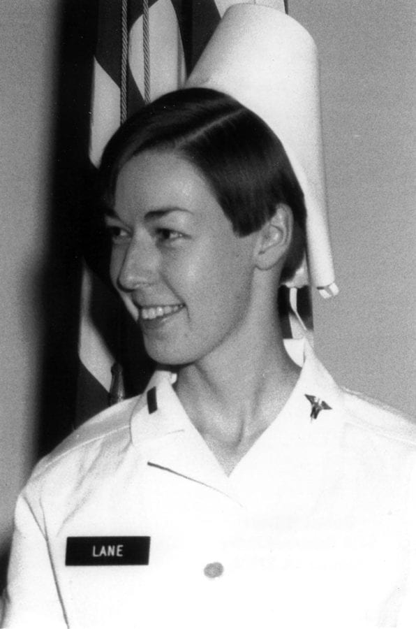 1st Lt. Sharon A. Lane