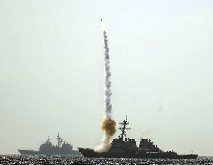 Standard Missile 2 (SM-2)