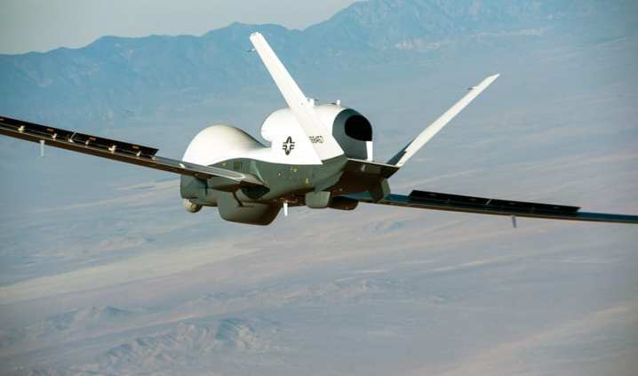 Triton Unmanned Aircraft System