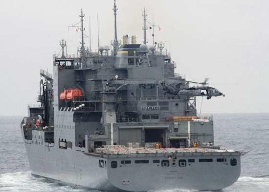 USNS Richard E. Byrd (T-AKE4)