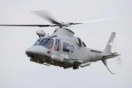 AW109 Power AgustaWestland