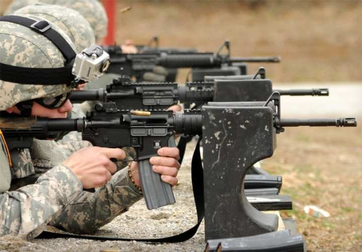 Individual Carbine M4A1