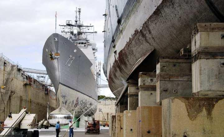 USS Crommelin (FFG 37)