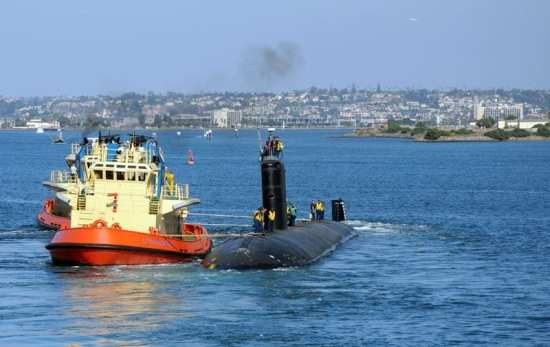 USS Topeka (SSN 754)