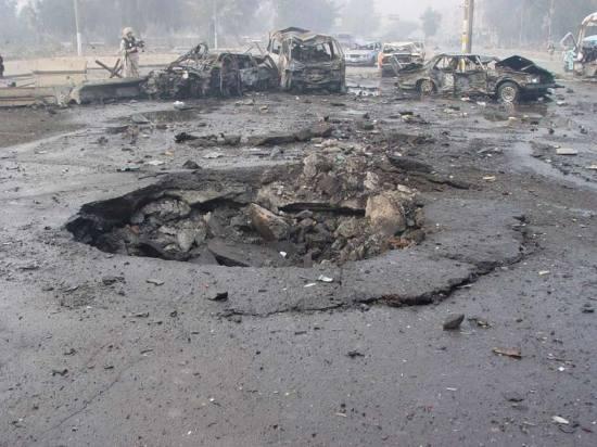 Car Bombing Baghdad