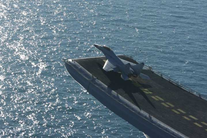 MiG STO Vikramaditya