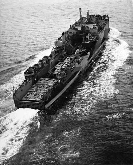 USS Oak Hill (LSD 7)