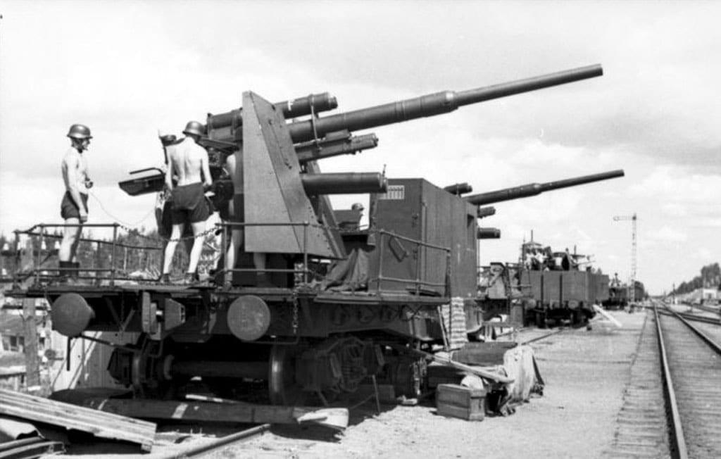 German 88mm Artillery Flak 18 36 37 Defense Media Network