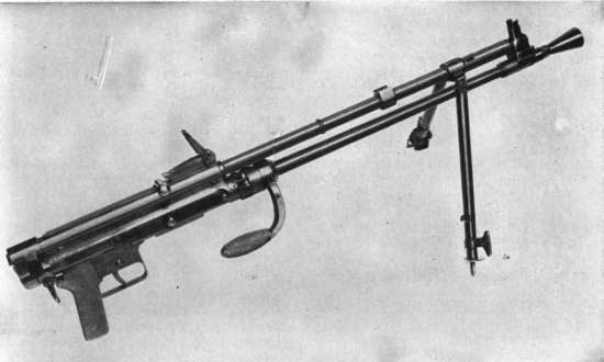 Knorr-Bremse MG 35/36 without Butt-stock