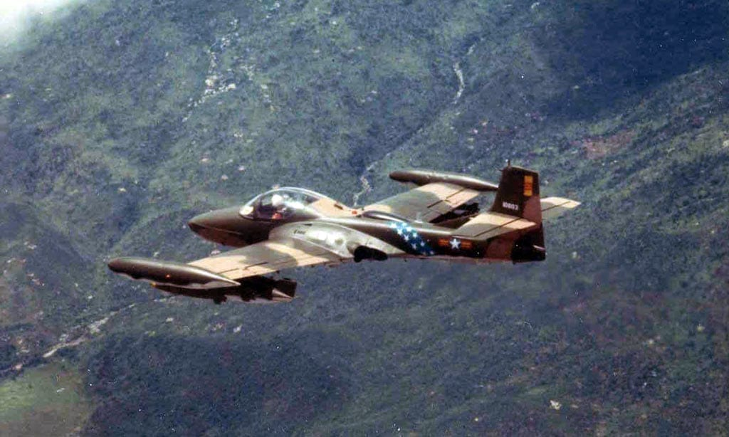 The A-37 Dragonfly in Vietnam | Defense Media Network