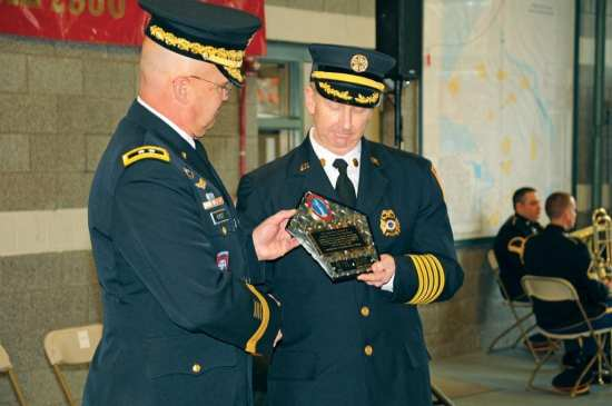 Arlington County Fire Chief