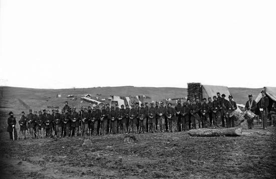Civil War Infantry
