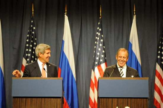 Kerry Lavrov Syria
