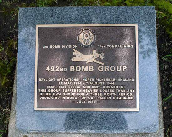 492nd Bombardment Group
