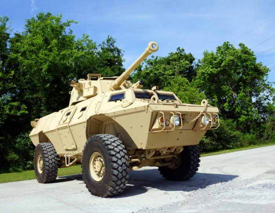Commando Select 90mm Direct Fire