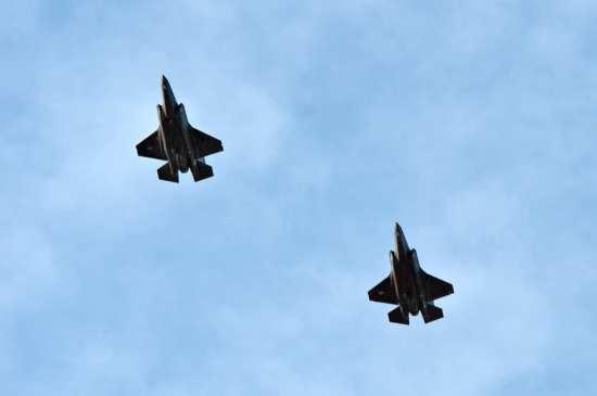 F-35s recapitalization