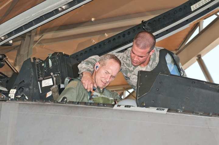Gen. Mike Hostage