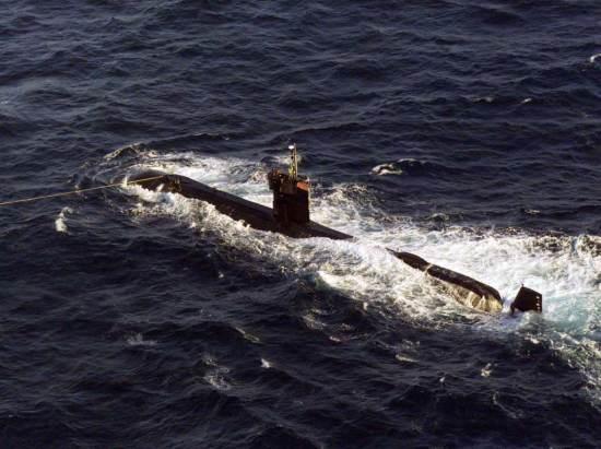USS Dolphin (AGSS 555)