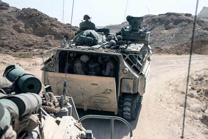 Assault Amphibious Vehicle (AAV)