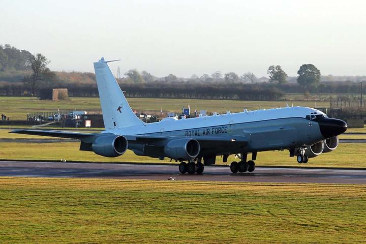 RC-135W Rivet Joint