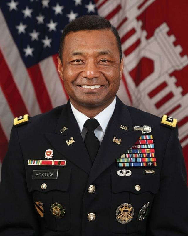 Lt. Gen. Thomas P. Bostick