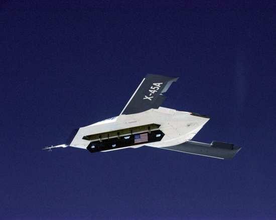 Boeing X-45