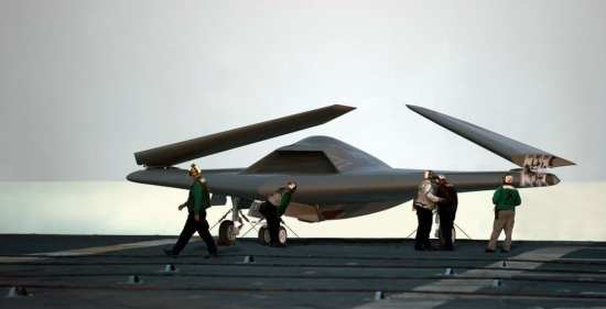 Lockheed Martin UCLASS