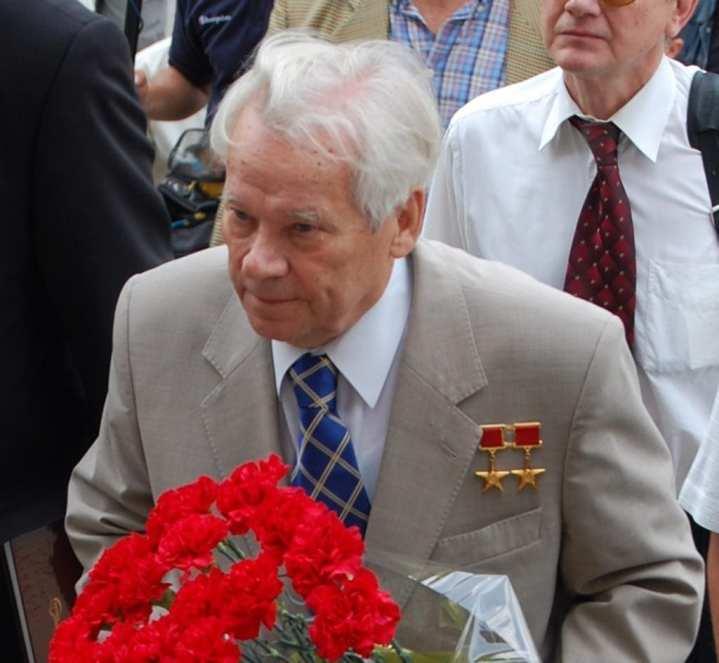 Mikhail Kalashnikov 2007