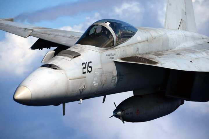 F/A-18E Super Hornet