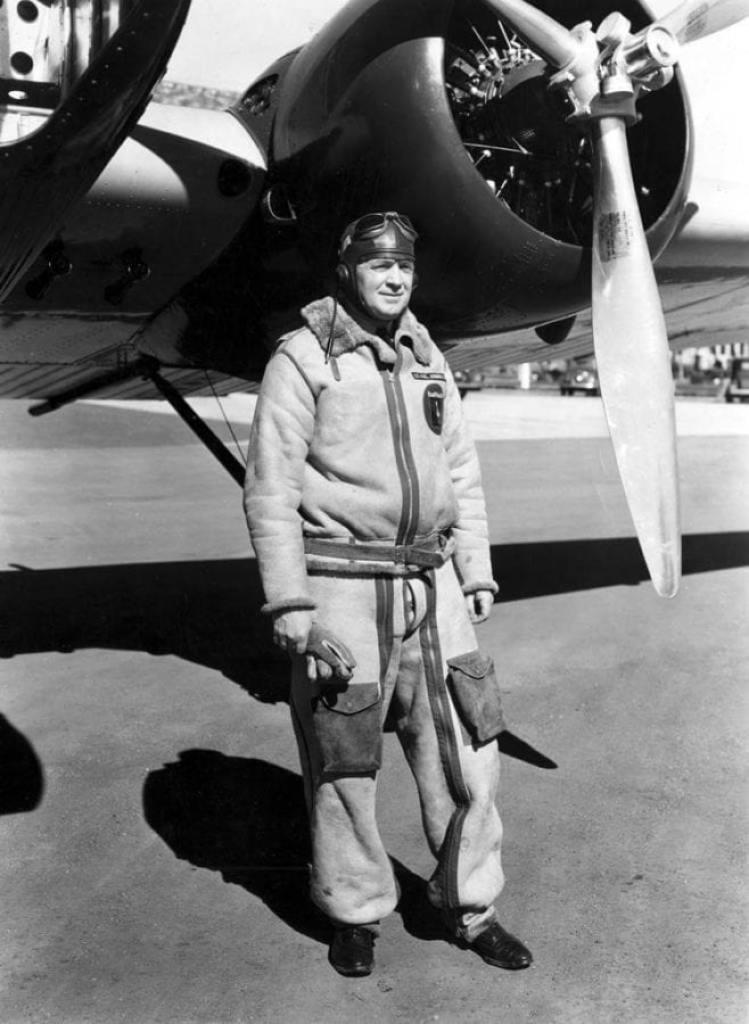 Lt. Col. Henry H. Arnold
