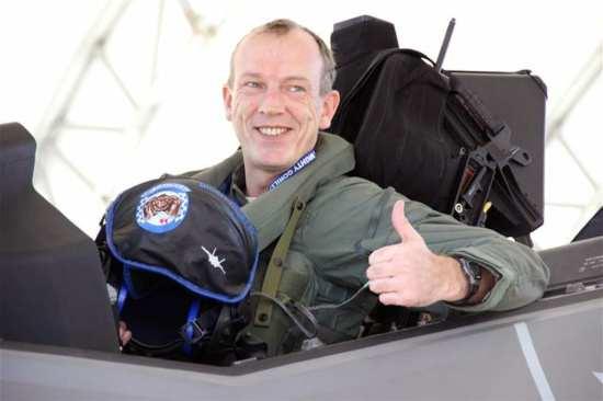 Maj. Laurens J.W. Vijge