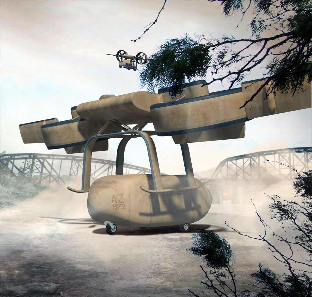 Darpa S Ares Developing Autonomous Vtol Capabilities
