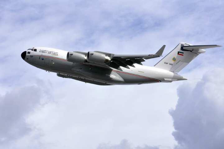 Kuwait Air Force C-17 Globemaster III