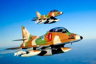 A-4 Skyhawks