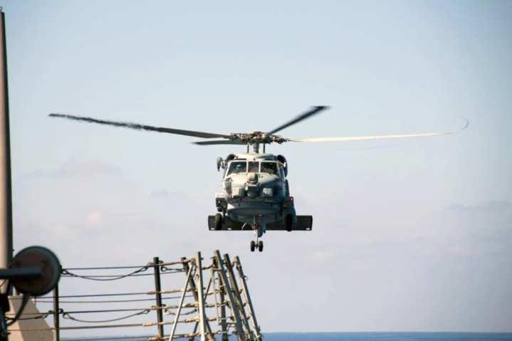 SH-60R Seahawk