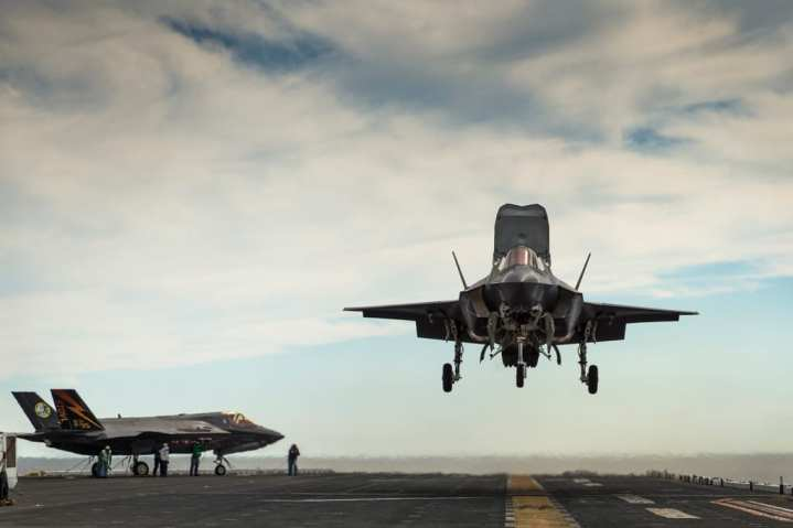 96262987ab00 Halfway There  Twelve Years on the F-35 Must Mature Quickly ...