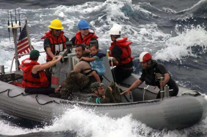 Kaufman Rescue
