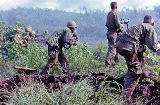 M16s Vietnam