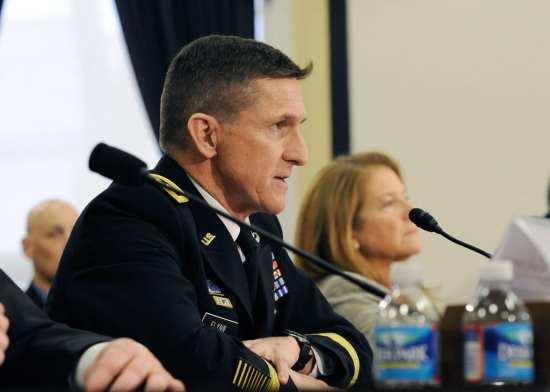 Lt. Gen. Michael Flynn