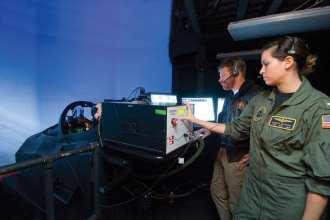 T-45 Simulator