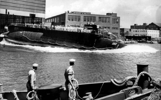 USS Thresher (SSN 593)