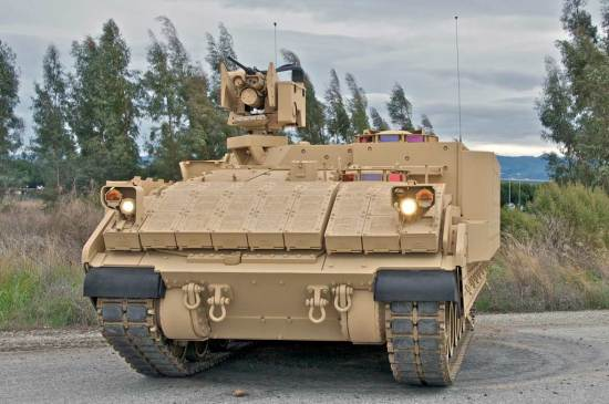Armored Muitl-Purpose Vehicle (AMPV)